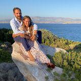 Prinz Philippos und Nina Flohr geben ihre Verlobung bekannt