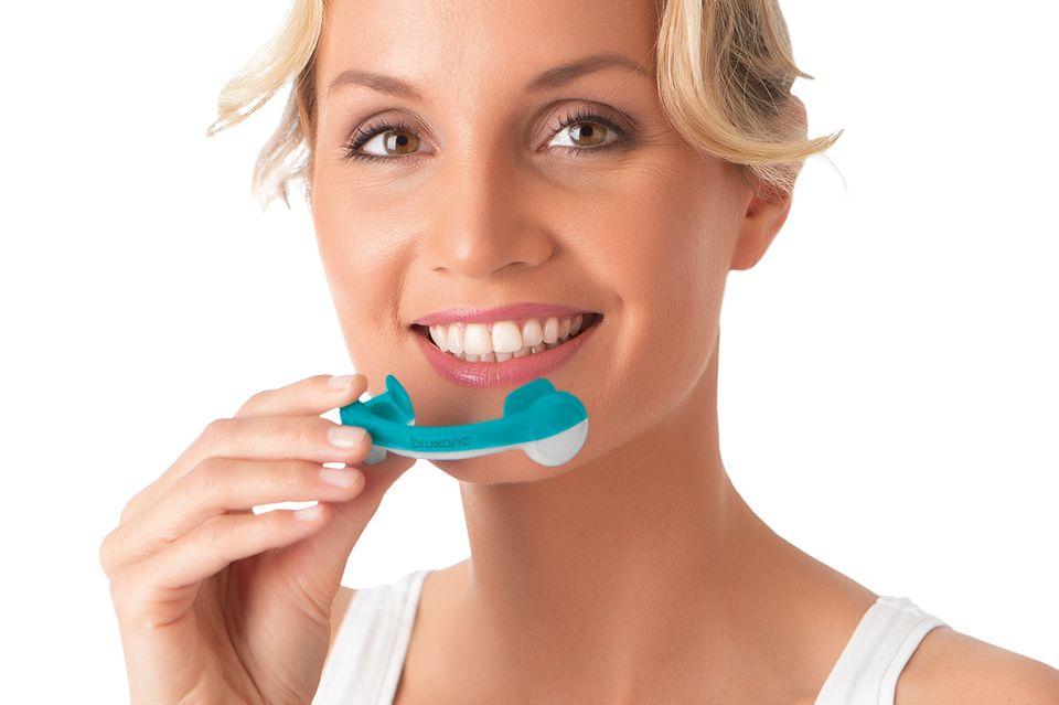 bruXane, Zahnschiene gegen das Knirschen