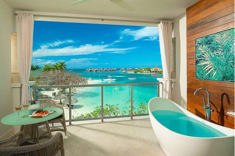 Sandals Resort in Jamaika