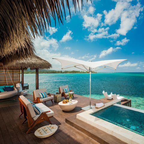 Das Sandals Resort auf Jamaika