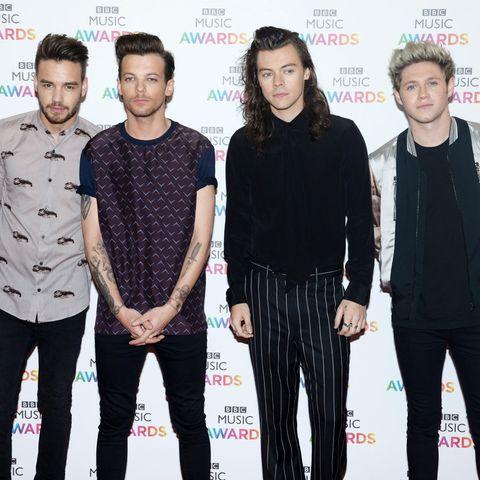 Liam Payne, Louis Tomlinson, Harry Styles, Niall Horan