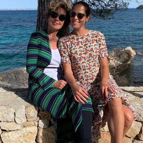 Auf Instagram gratuliert Ana Ivanovic ihrer Mutter Dragana mit diesem Foto und liebevollen Worten zum Geburtstag.