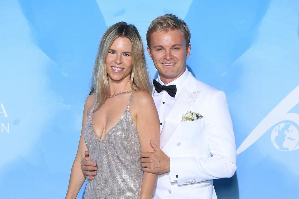 Vivianund Nico Rosberg