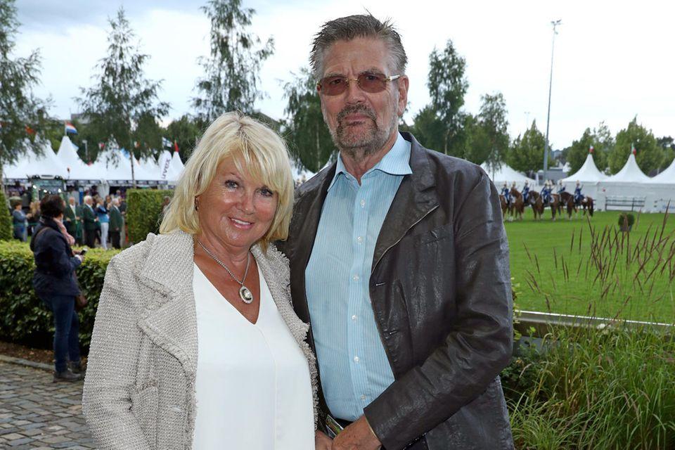 Erna und Günther Klum
