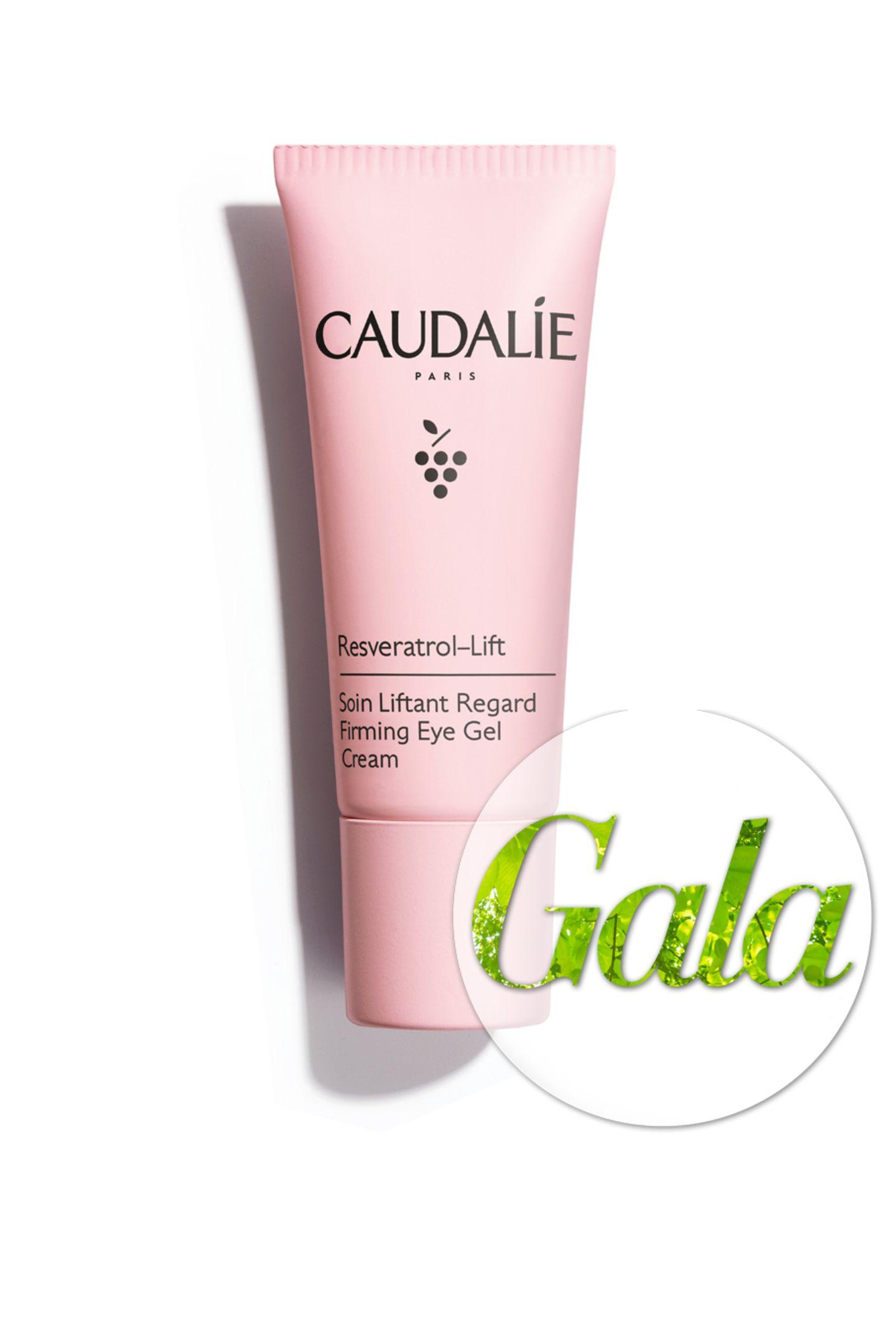 Während allgemein in Kosmetikprodukten Kollagen tierischen Ursprungs verwendet wird, wählt Caudalie bewusst ein veganes Booster-Kollagen, um Haut und Umwelt zu schützen. Ein Grund mehr zurResveratrol Lift Augencreme zu greifen, kostet ca. 39 Euro.