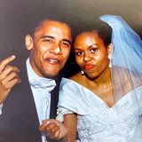 6. September 2020  Mit diesem süßen Schnappschuss von ihrer eigenen Hochzeitsfeier mit Barack am 3. Oktober 1992 fragt die ehemalige First Lady Michelle Obama ihre Instagram-Fans, wie sie so über die Ehe denken. Humor und Spaß gehören auf jeden Fall dazu.