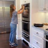 Jennifer Garner zeigt ihre Küche