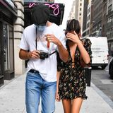 Kaia Gerber datet Jacob Elordi