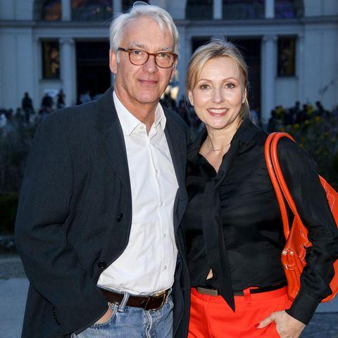 Christoph M. Ohrt und Dana Golombek