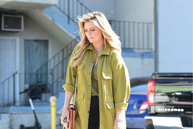 Mischa Barton, hier im Juli 2019 in Los Angeles.