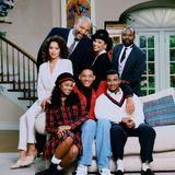 """Von 1990 bis 1996 war Will Smiths Erfolgsserie """"Der Prinz von Bel Air"""" mit lustigen Geschichten rund um die Familie des Anwalts Philip Banks 6 Staffeln lang ein Riesenerfolg."""