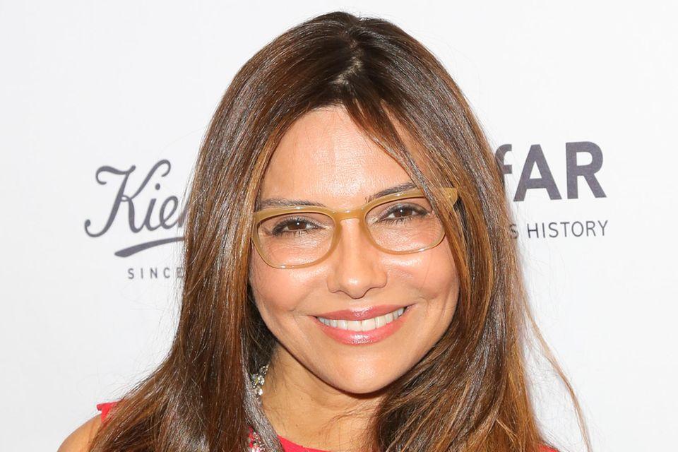 """""""Beverly Hills 90210""""-Star Vanessa Marcil war vier Jahre lang (1999 - 2003) die Frau an Brian Austin Greens Seite und hat mit ihm den heute 18 Jahre alten Sohn Kassius Lijah."""