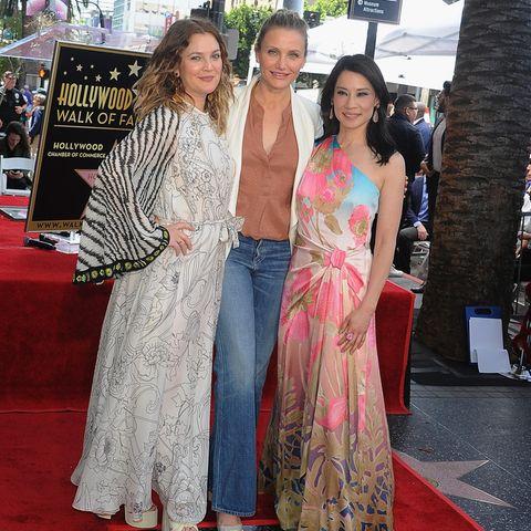 Drew Barrymore, Cameron Diaz, Lucy Liu