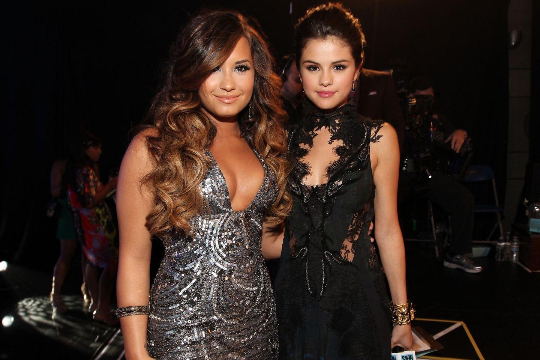 Demi Lovato und Selena Gomez