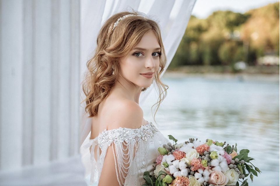 Das perfekte Braut-Make-Up