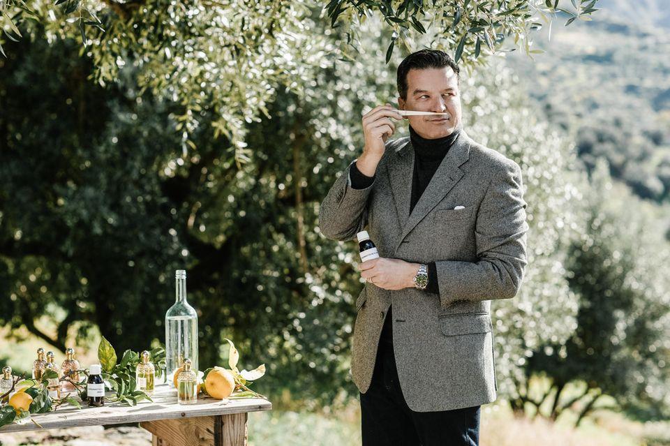 Parfümeur Thierry Wasser