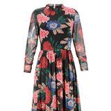 Ein Kleid für alle Eventualitäten: Ob mit einem Blazer für dasBüro oder mit einer Lederjacke für Abends - dieser Allrounder ist eine lohnenswerte Bereicherung für den Kleiderschrank. von Aniston by Baur, ca. 50 Euro.