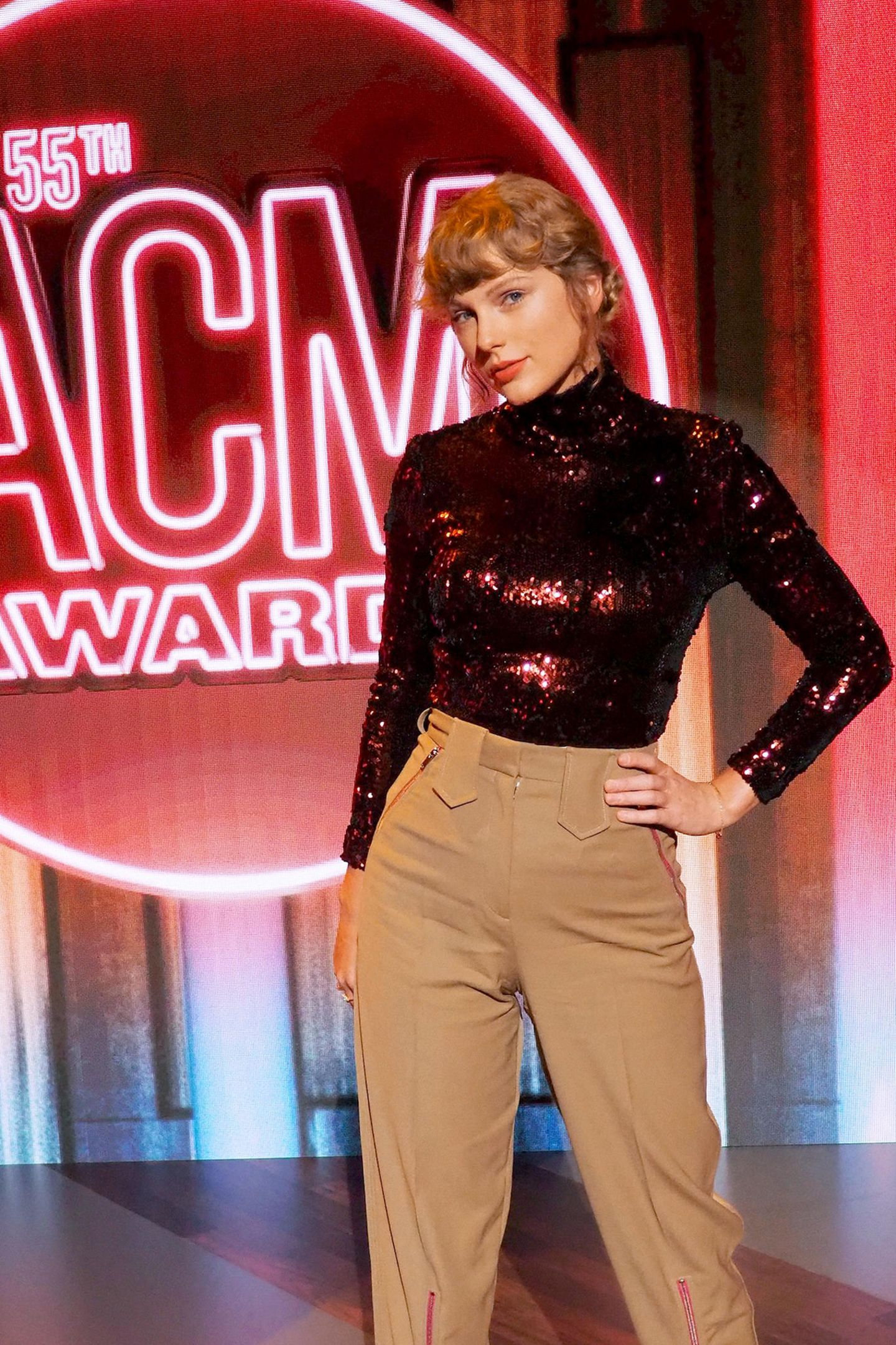 Taylor Swift bei den Country-Awards.