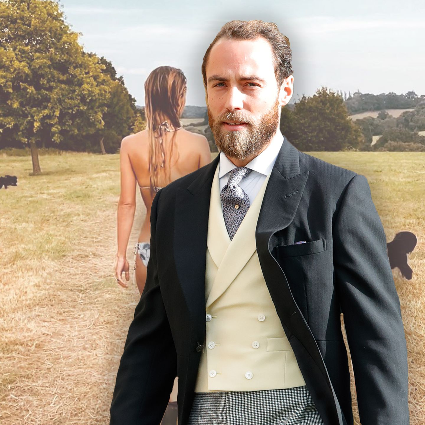Alizée Thevenet, James Middleton