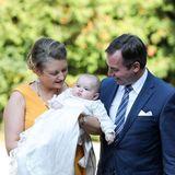 Prinz Charles Jean Philippe Joseph Marie Guillaume von Luxemburg wurde im Mai diesesJahres geboren, seitdem verzaubert er die royale Familie. Erist das erste Kind desErbgroßherzogenpaares und steht somit an zweiter Stelle der luxemburgischen Thronfolge.