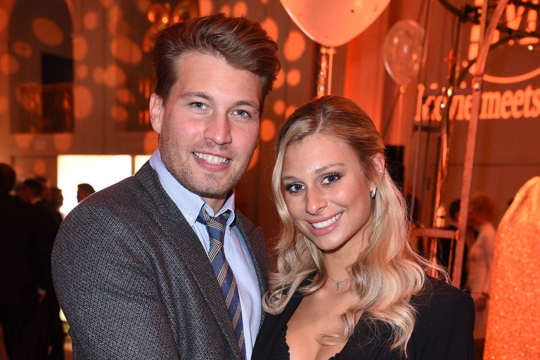 Raúl Richter und Vanessa Schmitt