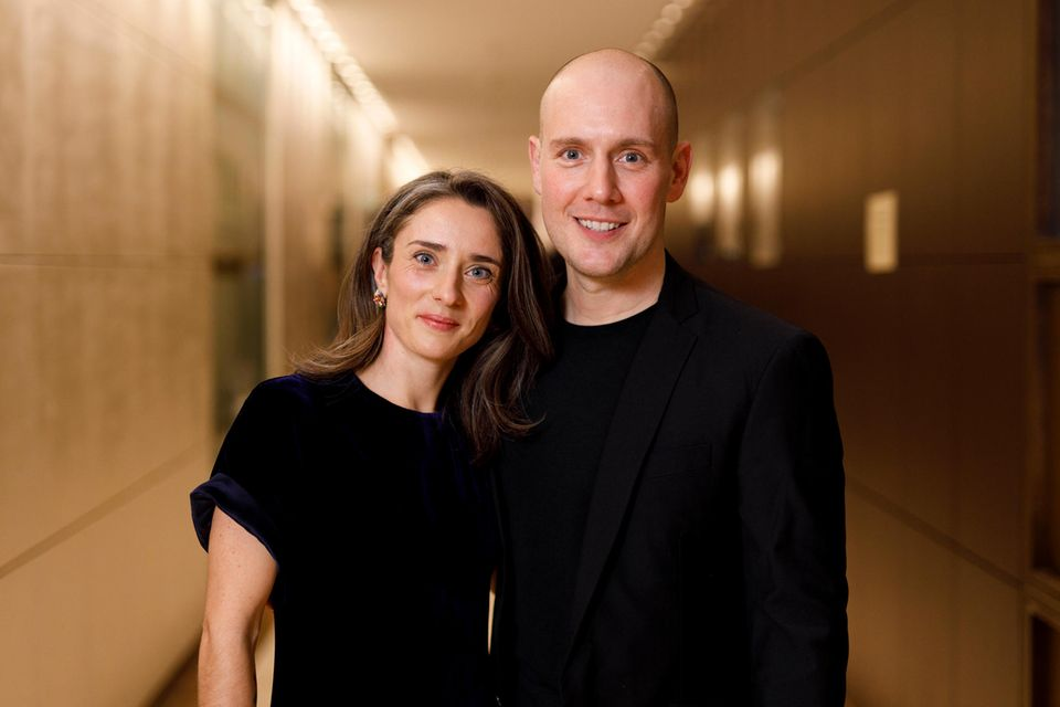 Pauline und Oliver Petszokat