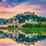 Trendziele 2020: Festung Hohensalzburg