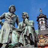 Trendziele 2020: Grimm Denkmal in Hanau