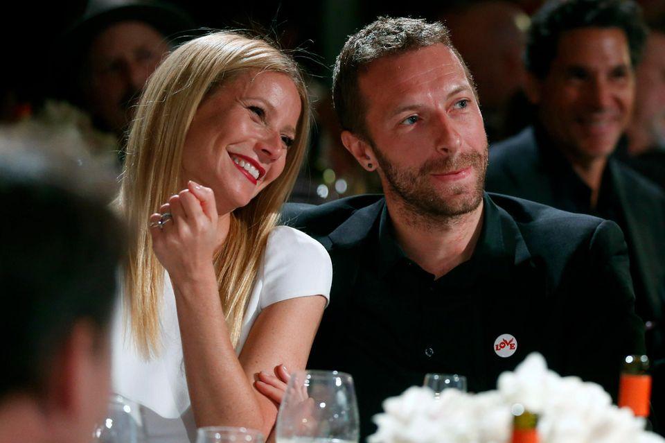 Gwyneth Paltrow und Chris Martin waren von 2003 bis 2016 verheiratet und haben die gemeinsamen Kinder Apple und Moses.