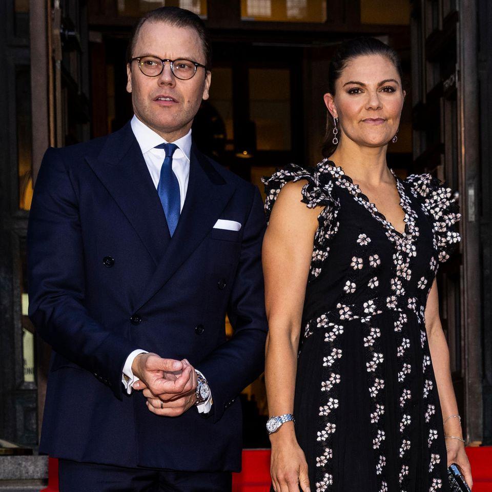 Prinz Daniel und Prinzessin Victoria besuchten am 17. September die Saisoneröffnung desKöniglichen Philharmonischen Orchesters in Stockholm.