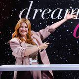 Palina Rojinski beim dreamday