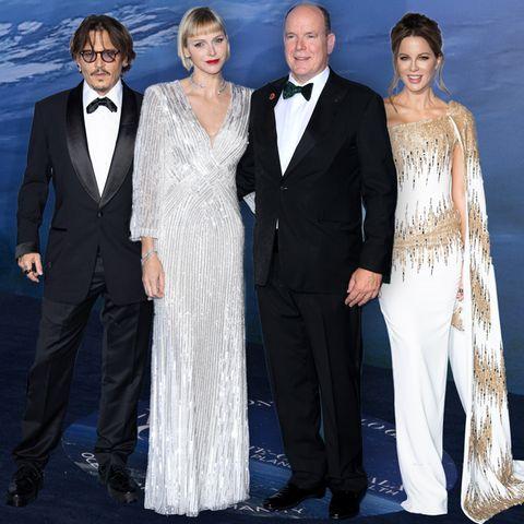 """Planetary Health""-Gala in Monaco"