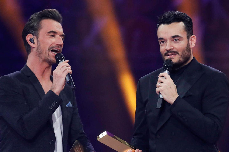Florian Silbereisen und Giovanni Zarrella
