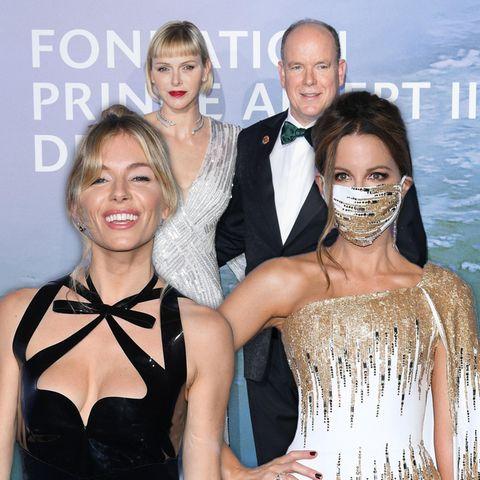 Die schönsten Looks derPlanetary Health Gala in Monaco