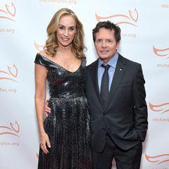 Michael J.Fox und seine FrauTracy Pollan sind die stolzen Eltern derSchwestern, und die genetische Mischung ist dreimal wirklich gut gelungen.