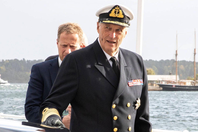König Harald V.