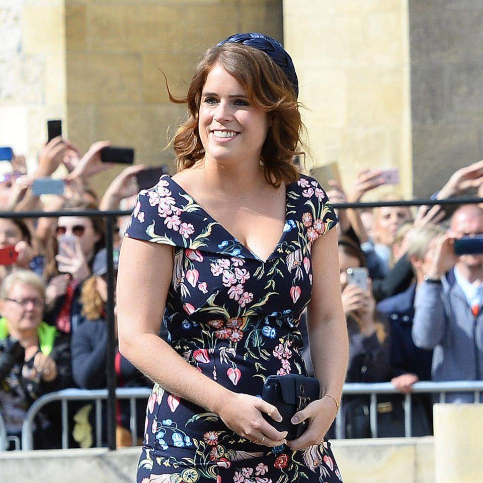 Prinzessin Eugenie ist schwanger.