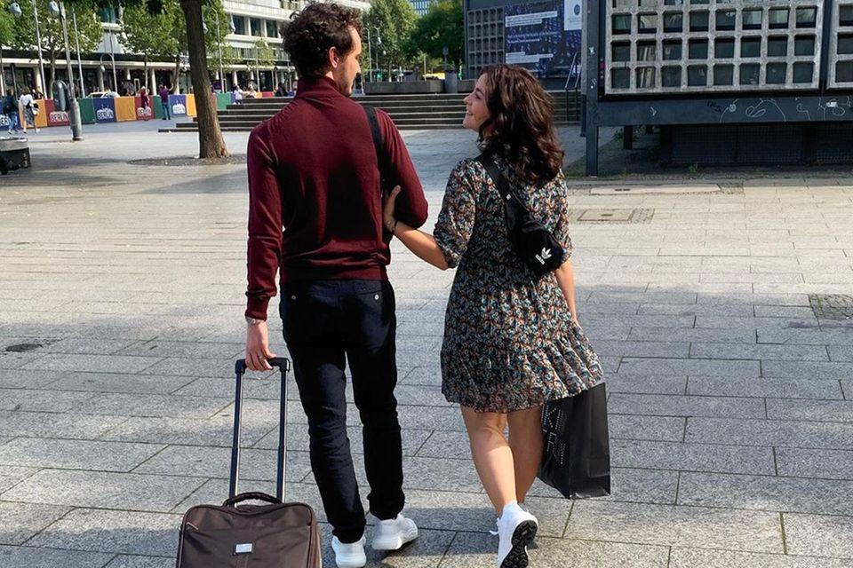 Ronja und ihr Felix in Berlin