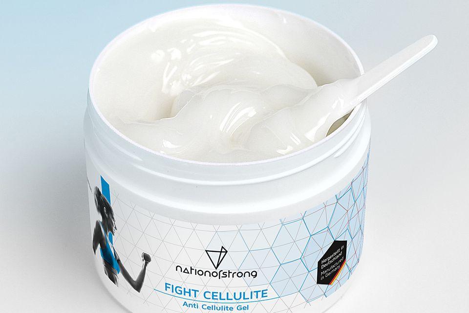 Fight Cellulite - Anti-Cellulite Gel