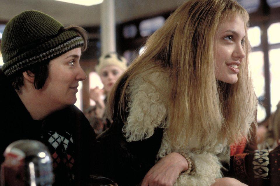 """Jillian Armenante und Angelina Jolie spielten gemeinsam in """"Girls, Interrupted"""" (1999)."""