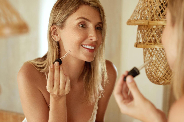 Mandelöl ist für nahezu alle Hauttypen geeignet.