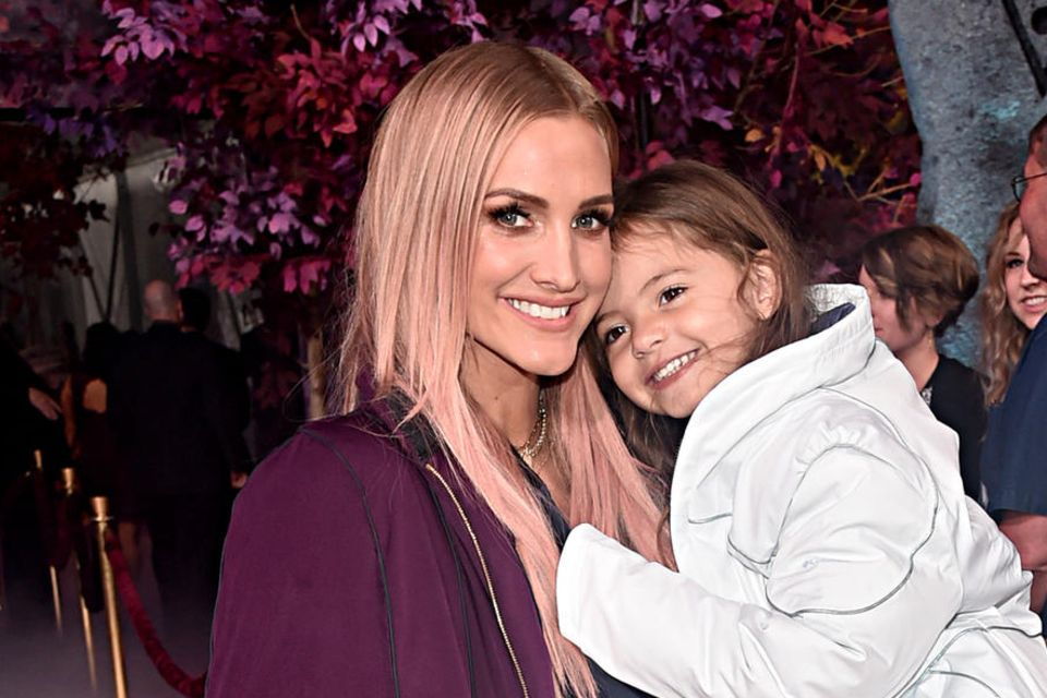 Ashlee Simpson mit Tochter Jagger Snow