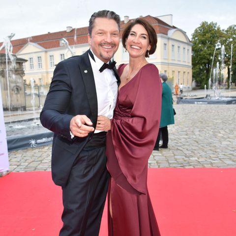 Hardy Krüger jr. und seine Frau Alice