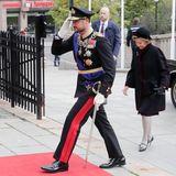 2. Oktober 2020  Prinz Haakon erscheint in Begleitung seiner Mutter, Königin Sonja, in Oslo zur jährlichen Parlamentseröffnung. Eigentlich ist das nichts Neues für den 47-Jährigen, er kennt die Zeremonie- doch dieses Mal gibt es eine entscheidende Veränderung.
