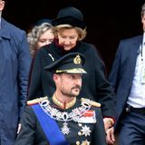 Geschafft! Beobachter beschreiben Haakons Auftritt als stattlich, selbstbewusst und souverän. Er habe zudem stolz gewirkt, die Verantwortung für sein Land tragen zu dürfen. Ein beruhigendes Signal an seinen Vater. Einmal mehr erhält Harald jetzt die Bestätigung, dass die Monarchie bei seinem Sohn in sicheren Händen liegt.