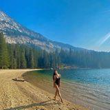 1. Oktober 2020  Natur, so weit das Auge reicht! Im wunderschönen Yosemite-Nationalpark in der kalifornischen Sierra Nevada lässt Sängerin Nicole Scherzinger die Seele baumeln.