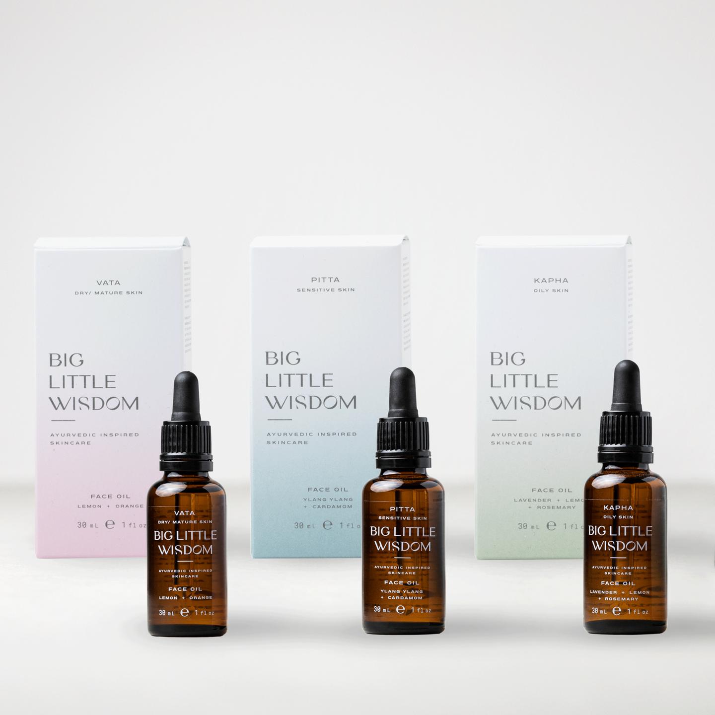 Ayuverdische Face Oils