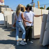 Heidi Klum und Tom Kaulitz im Partnerlook