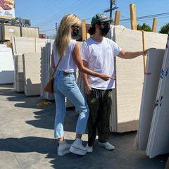 Heidi Klum und Tom Kaulitz im Partnerlook