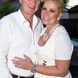 Nach der kurzen Auszeit hat sich das Paar schnell wieder zusammengerauft und will nun ihr Eheversprechen erneuern, wie Claudia Effenberg in einem Interview mit der ARD verraten hat.